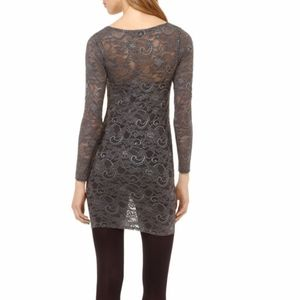 Aritzia Talula Green Beetle Clarendon Lace Dress